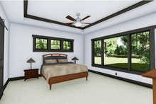 Craftsman Interior - Master Bedroom Plan #1069-12
