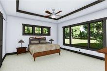 Dream House Plan - Craftsman Interior - Master Bedroom Plan #1069-12