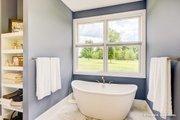 Craftsman Style House Plan - 4 Beds 3 Baths 2863 Sq/Ft Plan #929-7 Interior - Master Bathroom