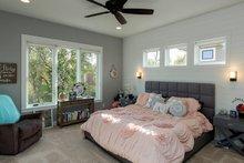 House Plan Design - Craftsman Interior - Master Bedroom Plan #70-1470