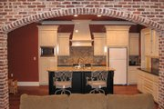 Southern Style House Plan - 4 Beds 2.5 Baths 2750 Sq/Ft Plan #430-49 Interior - Kitchen