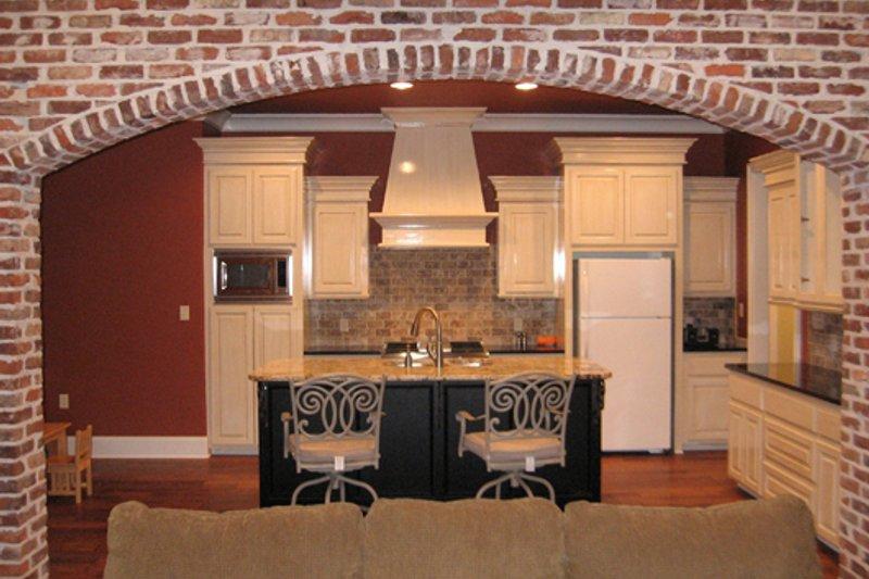 Southern Interior - Kitchen Plan #430-49 - Houseplans.com
