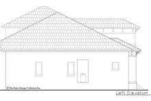 Contemporary Exterior - Other Elevation Plan #930-504