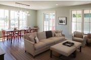 Farmhouse Style House Plan - 3 Beds 2.5 Baths 2170 Sq/Ft Plan #901-140 Interior - Family Room