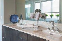 Contemporary Interior - Master Bathroom Plan #48-651