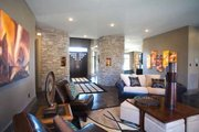 Ranch Style House Plan - 3 Beds 2.5 Baths 3374 Sq/Ft Plan #17-2273