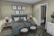 Traditional Interior - Master Bedroom Plan #1060-4