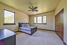 Architectural House Design - Adobe / Southwestern Interior - Bedroom Plan #451-25