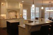 European Style House Plan - 3 Beds 2.5 Baths 2449 Sq/Ft Plan #20-2128 Interior - Kitchen