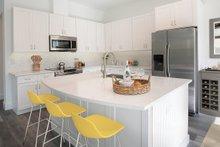 Beach Interior - Kitchen Plan #938-108