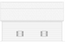 Dream House Plan - Southern Exterior - Other Elevation Plan #932-86