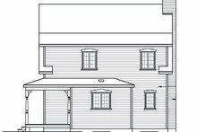 Traditional Exterior - Rear Elevation Plan #23-677