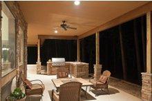 Ranch Exterior - Covered Porch Plan #140-149