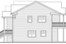 Dream House Plan - Craftsman Exterior - Other Elevation Plan #124-825