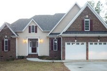 Home Plan - Traditional Exterior - Other Elevation Plan #46-132