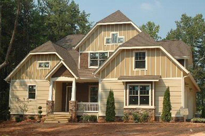 Craftsman Photo Plan #413-138 - Houseplans.com