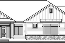 House Design - Farmhouse Exterior - Front Elevation Plan #1073-17