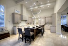 Dream House Plan - Contemporary Interior - Kitchen Plan #930-512