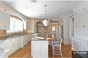 Traditional Style House Plan - 4 Beds 2.5 Baths 4279 Sq/Ft Plan #497-46 Interior - Kitchen