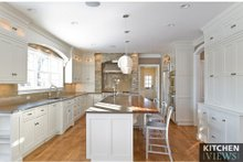 Traditional Interior - Kitchen Plan #497-46