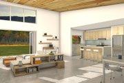 Modern Style House Plan - 3 Beds 2 Baths 2115 Sq/Ft Plan #497-31