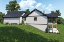 House Plan Design - Craftsman Exterior - Other Elevation Plan #1070-128