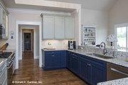 European Style House Plan - 3 Beds 2.5 Baths 2170 Sq/Ft Plan #929-859 Interior - Kitchen