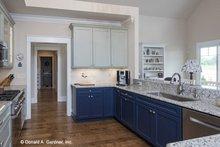 House Plan Design - European Interior - Kitchen Plan #929-859