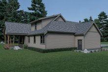 Architectural House Design - Craftsman Exterior - Other Elevation Plan #1070-64