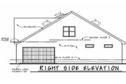 Farmhouse Style House Plan - 4 Beds 3.5 Baths 2114 Sq/Ft Plan #20-2411 Exterior - Other Elevation