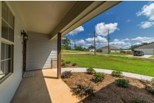 Ranch Exterior - Covered Porch Plan #430-181