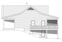 Country Exterior - Other Elevation Plan #932-15