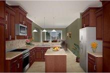 Dream House Plan - Farmhouse Photo Plan #21-127