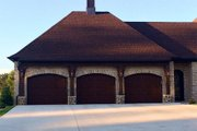 European Style House Plan - 4 Beds 3.5 Baths 4810 Sq/Ft Plan #17-2387 Photo