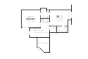 Craftsman Style House Plan - 4 Beds 3.5 Baths 3084 Sq/Ft Plan #48-615 Floor Plan - Upper Floor Plan