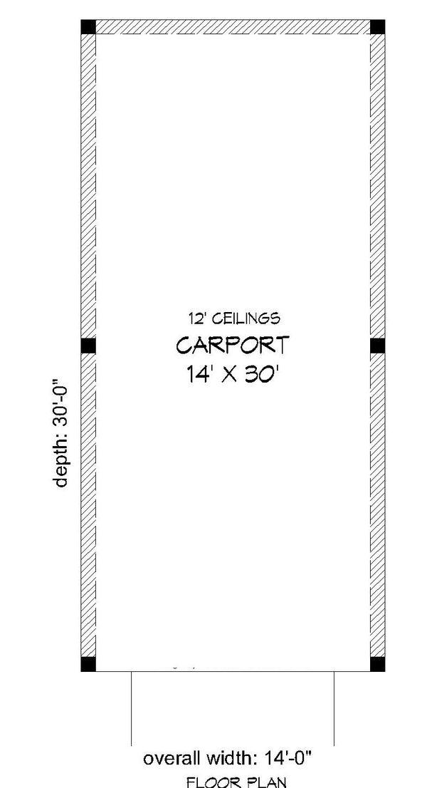 Dream House Plan - Country Floor Plan - Main Floor Plan #932-228