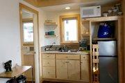 Cottage Style House Plan - 1 Beds 1 Baths 375 Sq/Ft Plan #890-9 Interior - Kitchen