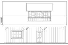 House Plan Design - Craftsman Exterior - Other Elevation Plan #124-961