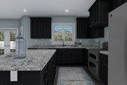 Craftsman Style House Plan - 4 Beds 2.5 Baths 2313 Sq/Ft Plan #1060-66 Interior - Kitchen