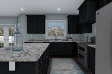 Home Plan - Craftsman Interior - Kitchen Plan #1060-66
