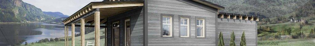 1 Bedroom Cabin House Plans, Floor Plan Designs & Blueprints