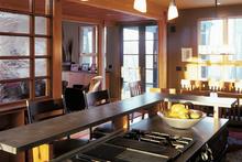 Contemporary Interior - Kitchen Plan #573-2