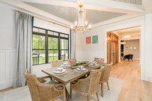 House Design - Farmhouse Interior - Dining Room Plan #51-1160