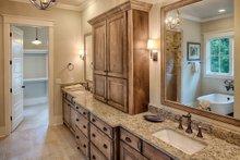 Country Interior - Master Bathroom Plan #928-337