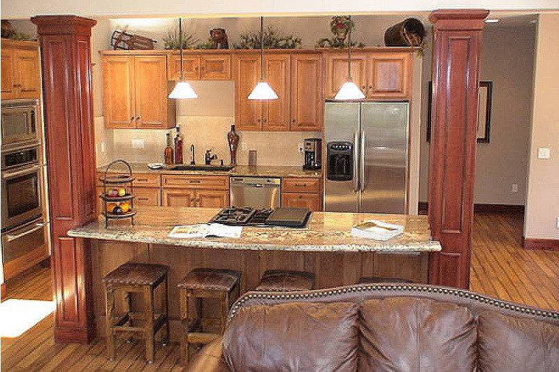 Craftsman Interior - Kitchen Plan #48-107 - Houseplans.com
