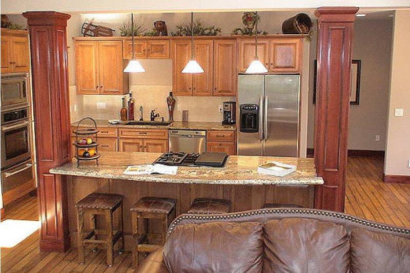 Craftsman Interior - Kitchen Plan #48-107 - Houseplans.com