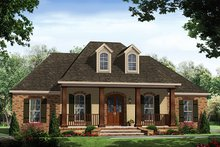 Traditional Exterior - Front Elevation Plan #21-430