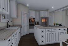 Architectural House Design - Ranch Interior - Kitchen Plan #1060-11