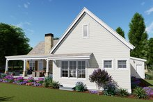 Farmhouse Exterior - Other Elevation Plan #1069-19