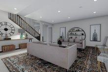 Home Plan - Mediterranean Interior - Family Room Plan #1060-29